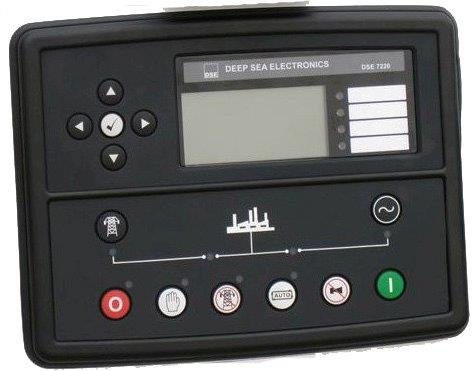 Deep Sea 7320 Generator Controller with ATS
